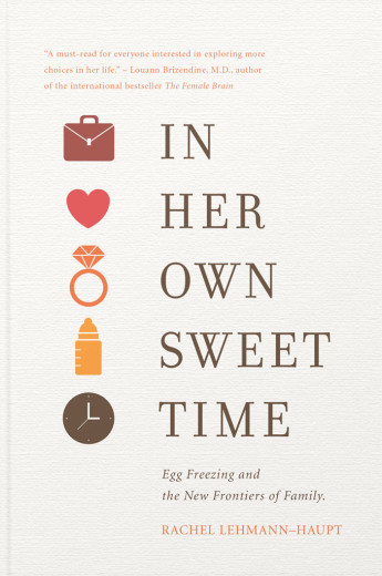 InHerOwnSweetTime_Cover